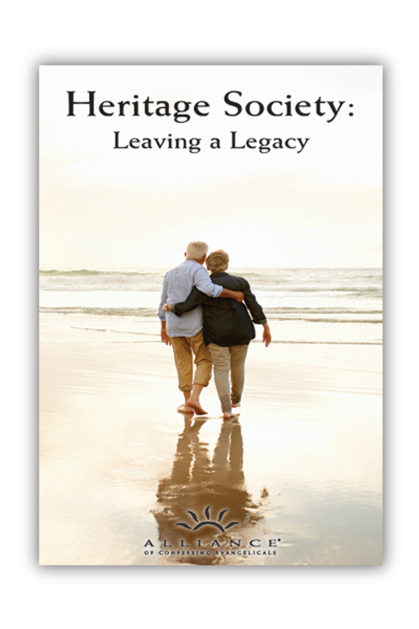 Leaving a Legacy (Booklet)
