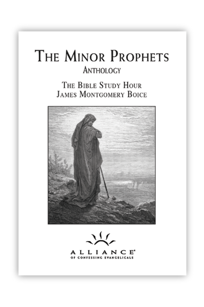 Minor Prophets Anthology (Boice)(CD Set)