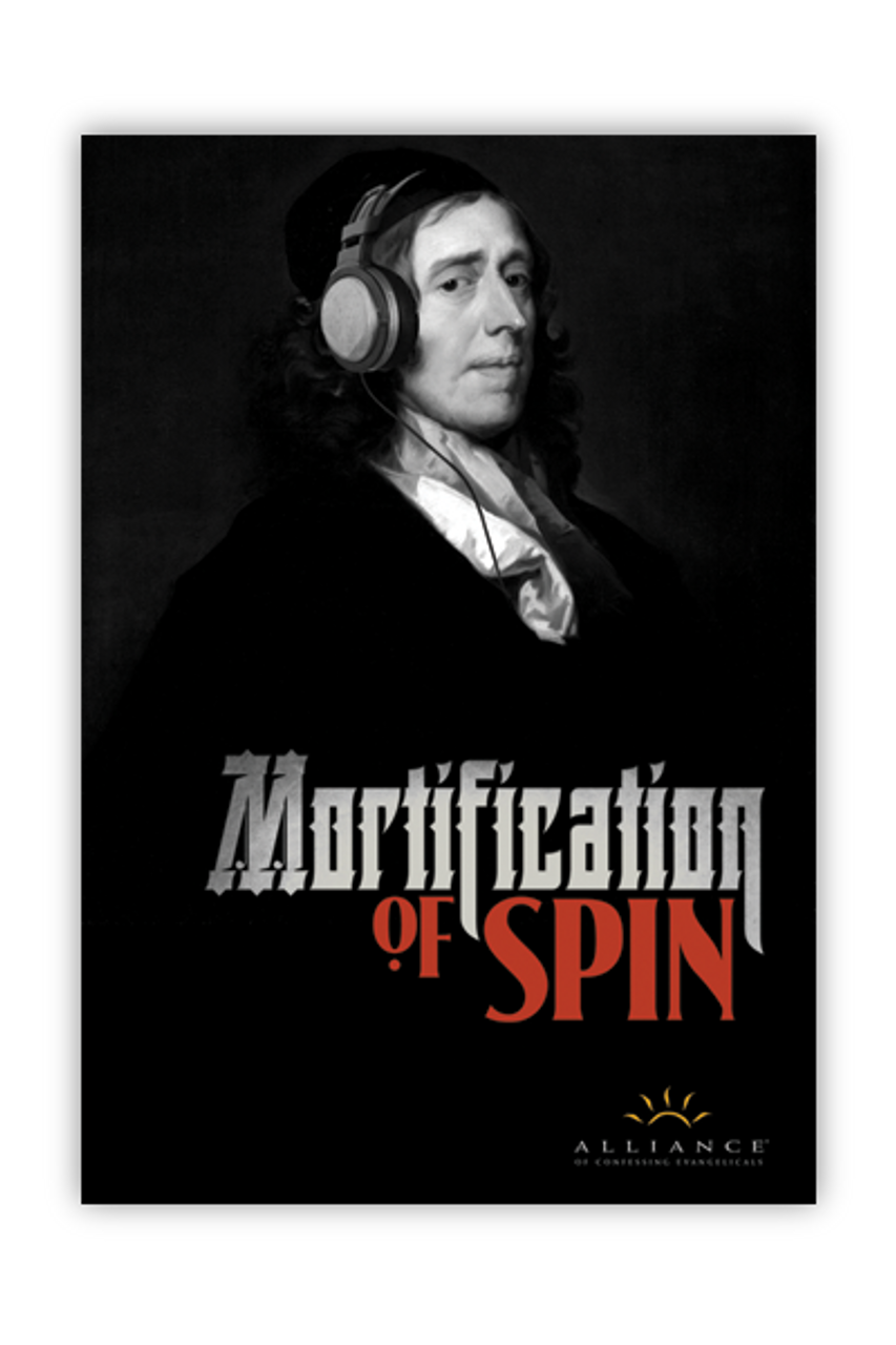 Mortification Of Spin Poster - Signed