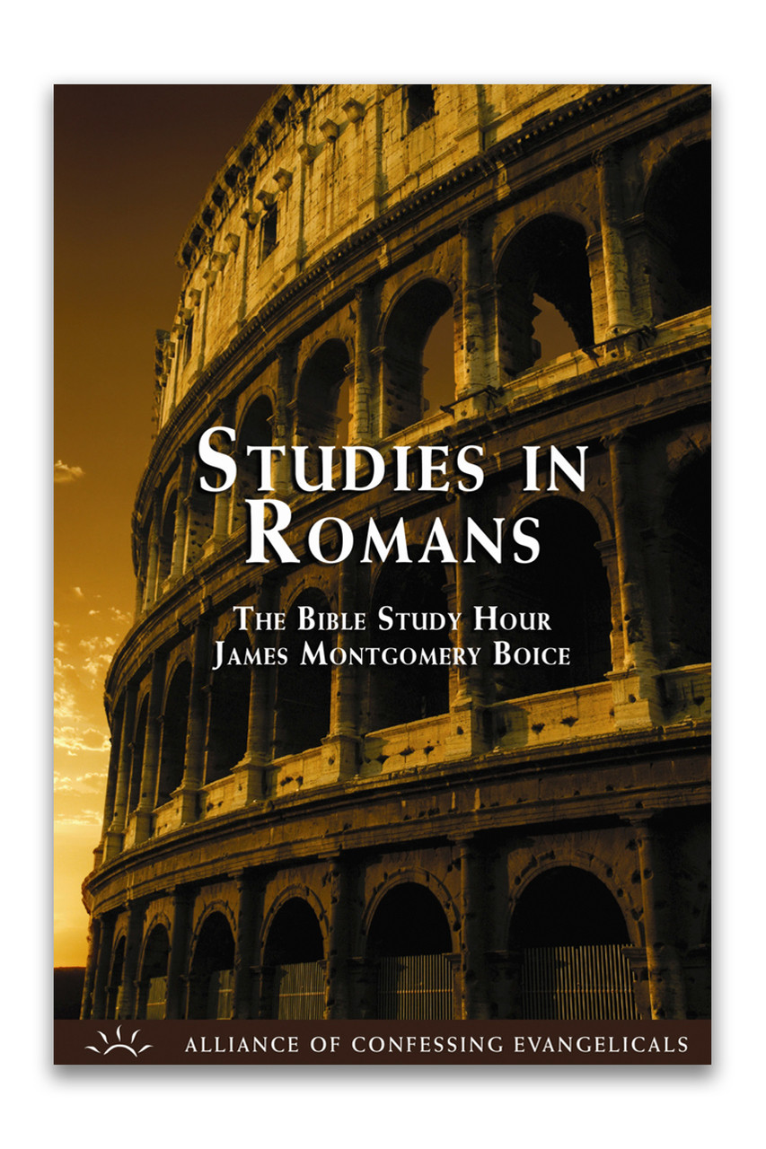 Studies in Romans (Boice)(CD Set)
