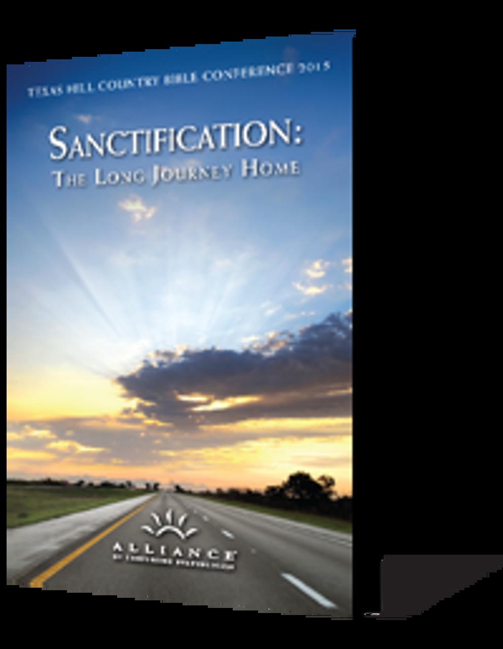 Sanctification: The Long Journey Home (mp3 Download Set)