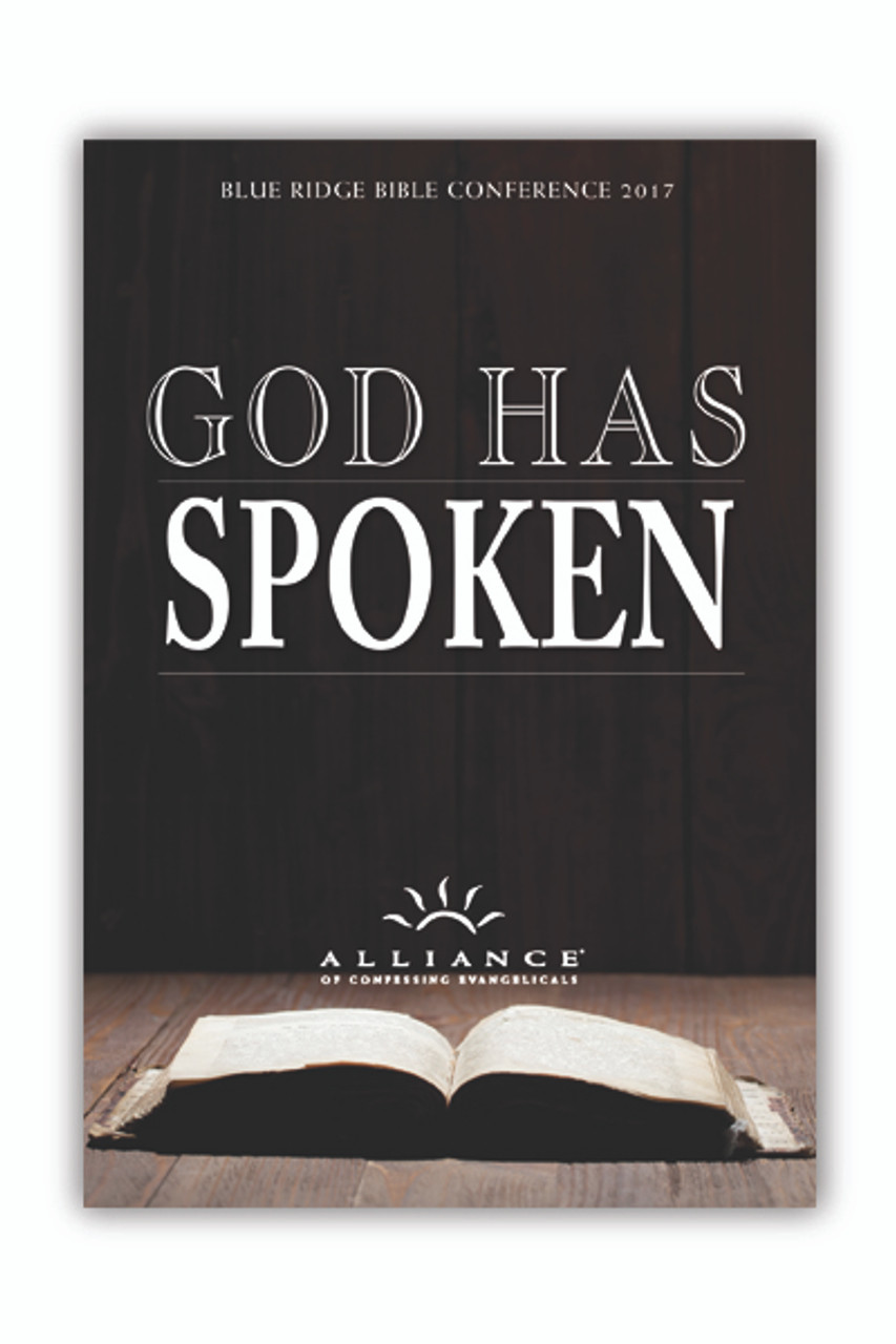 God Has Spoken (mp3 download Set)
