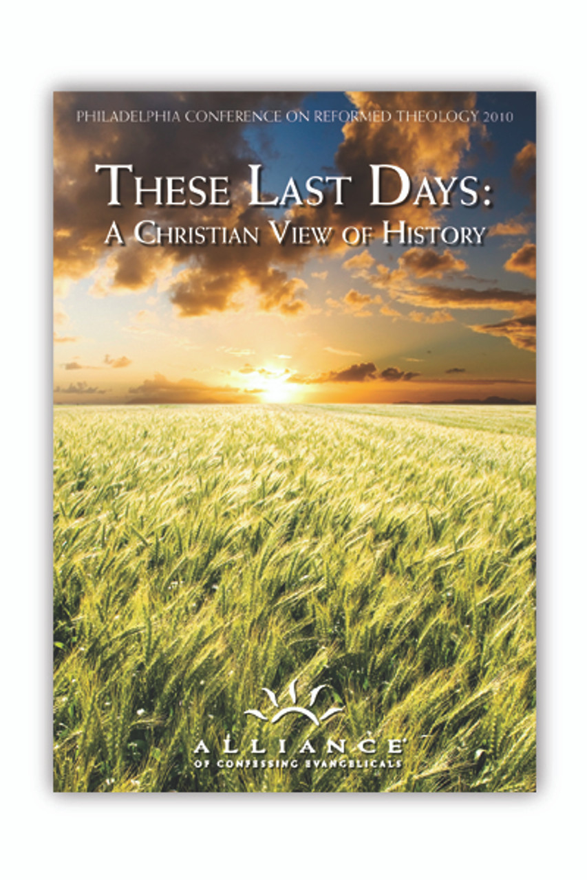 These Last Days: A Christian View of History PCRT 2010 (mp3 Download Set)