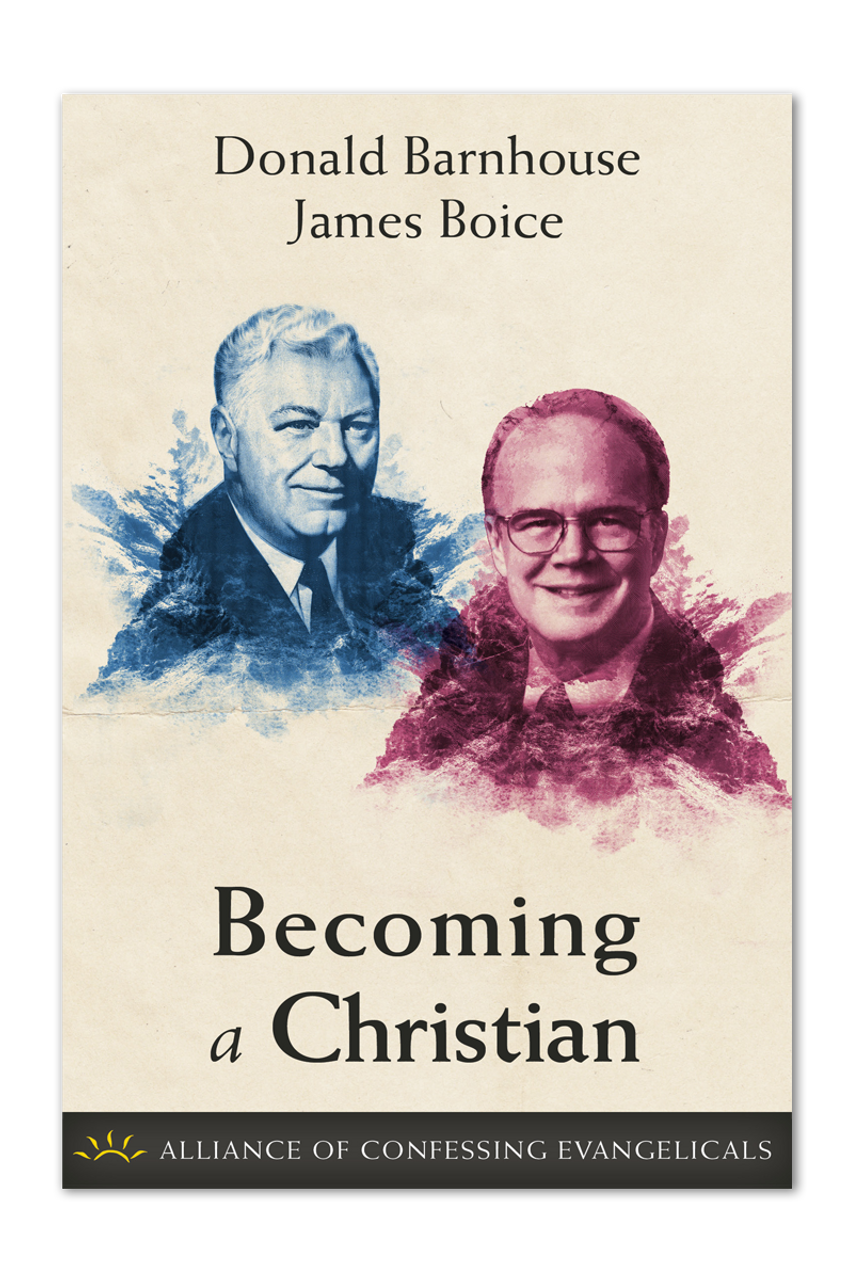 Becoming a Christian (Booklet)