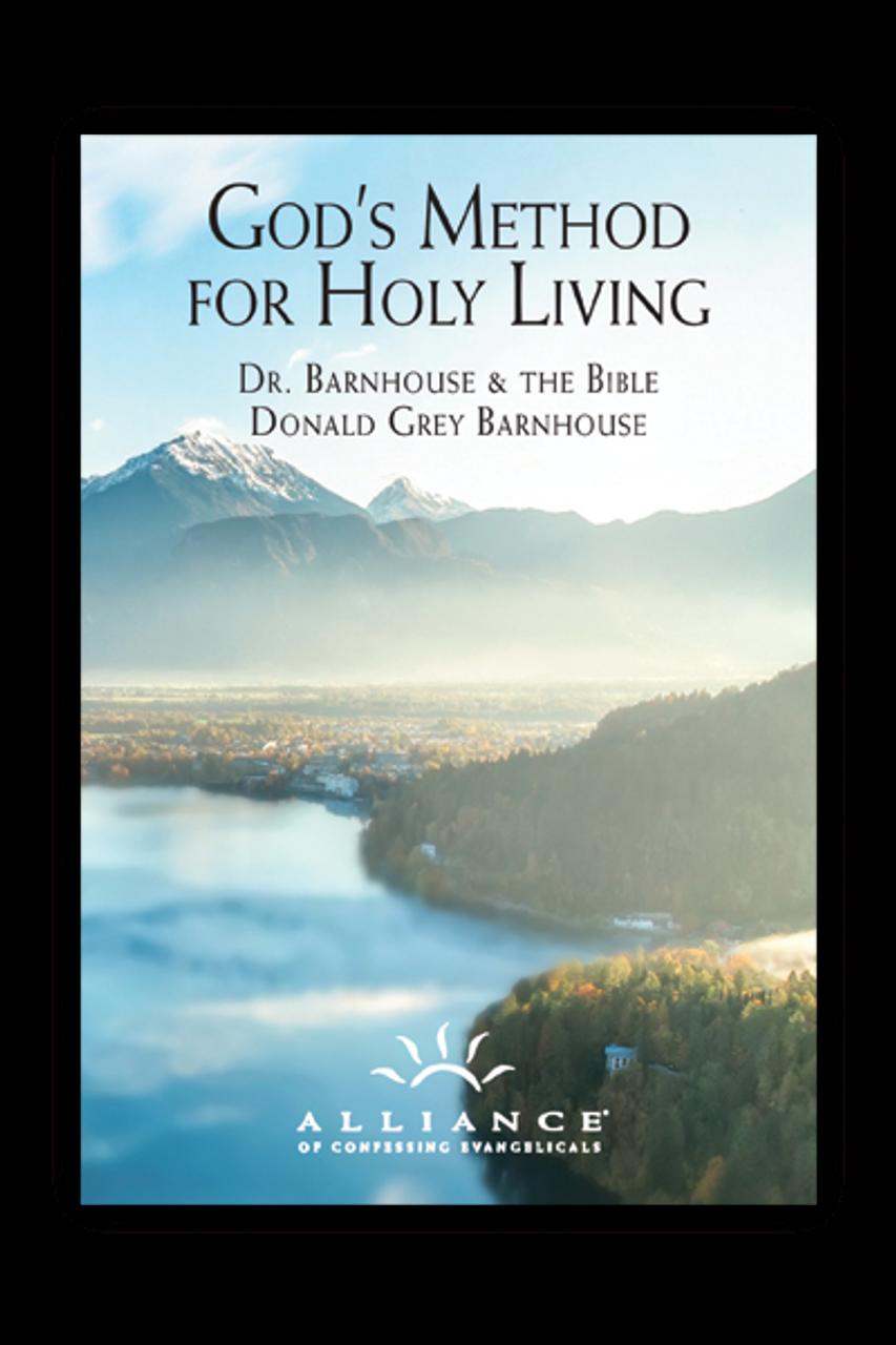 God's Method for Holy Living (MP3 Download Set)