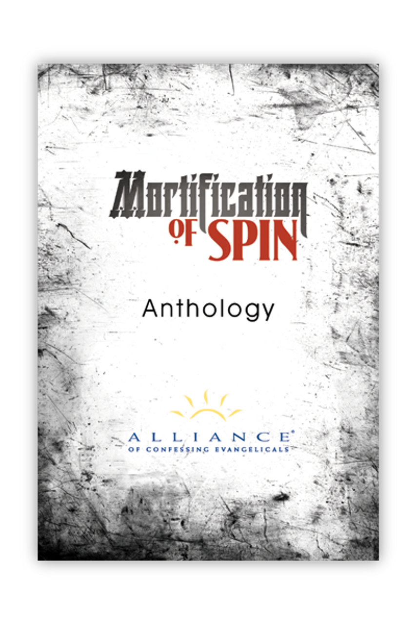 Mortification of Spin Anthology (USB Drive)
