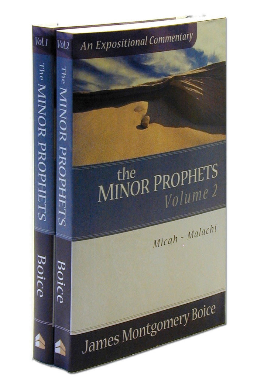The Minor Prophets: 2 Volume Set (Paperback)