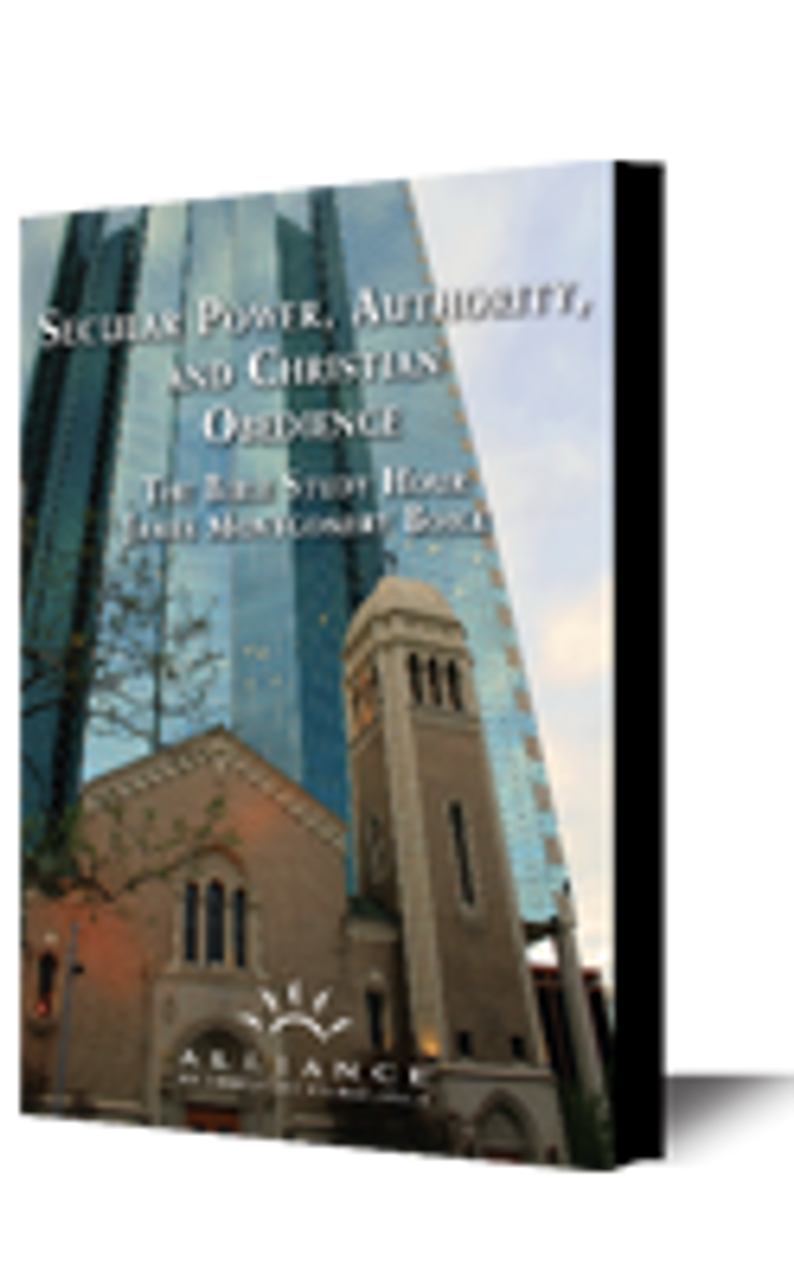 Secular Power, Authority, and Christian Obedience (Boice)(mp3 Download Set)
