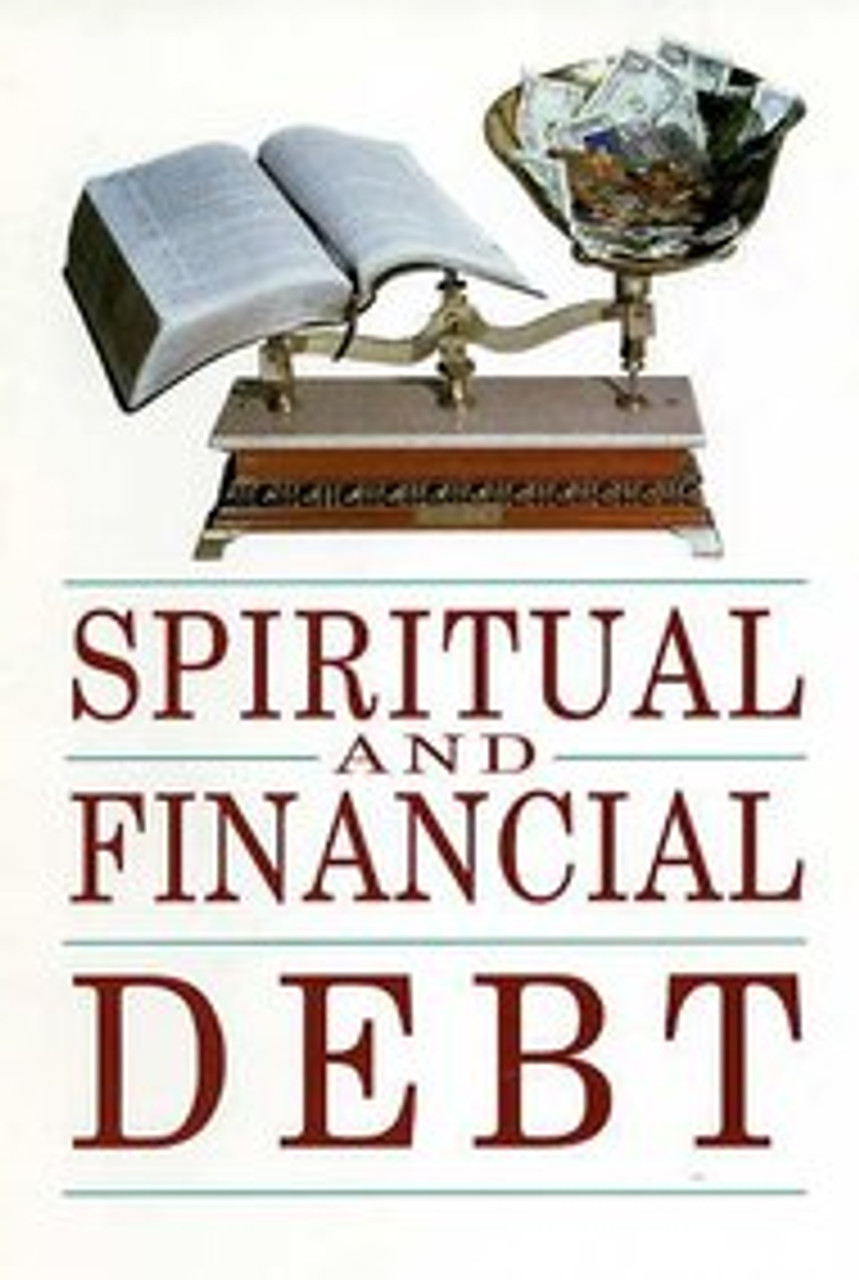 Spiritual and Financial Debt (mp3 Download Set)
