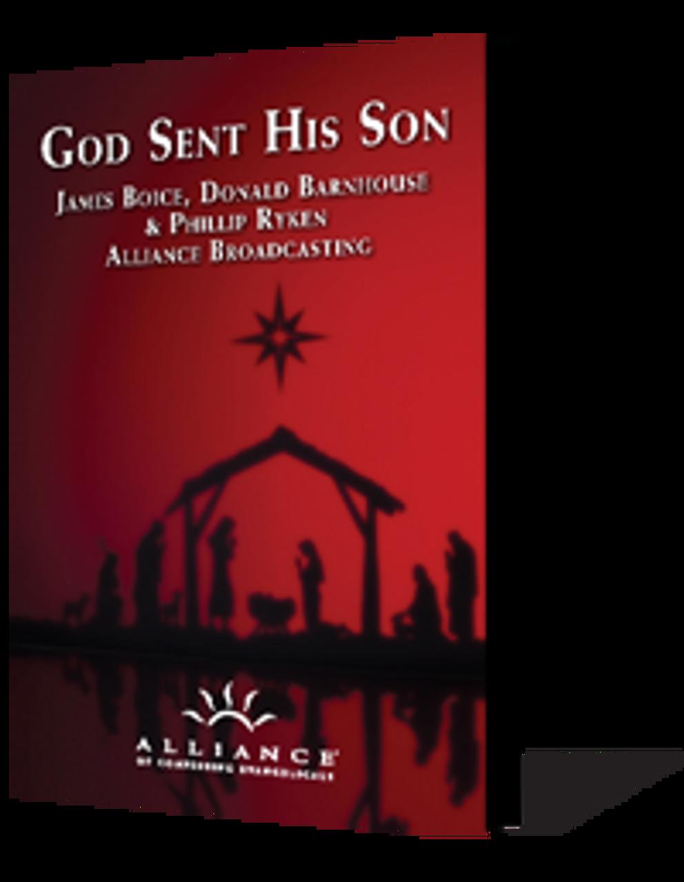 God Sent His Son (mp3 download Set)