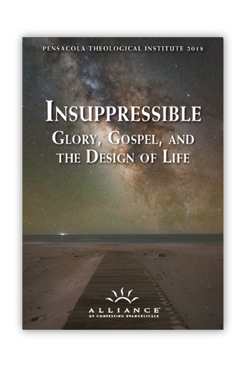 Insupressible: Glory, Gospel, And The Design Of Life (mp3 Disc)