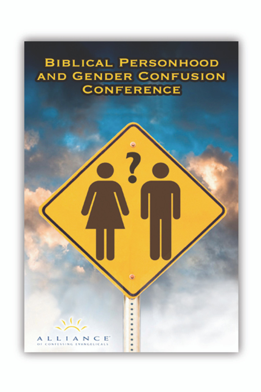Biblical Personhood and Gender Confusion (mp3 Download Set)