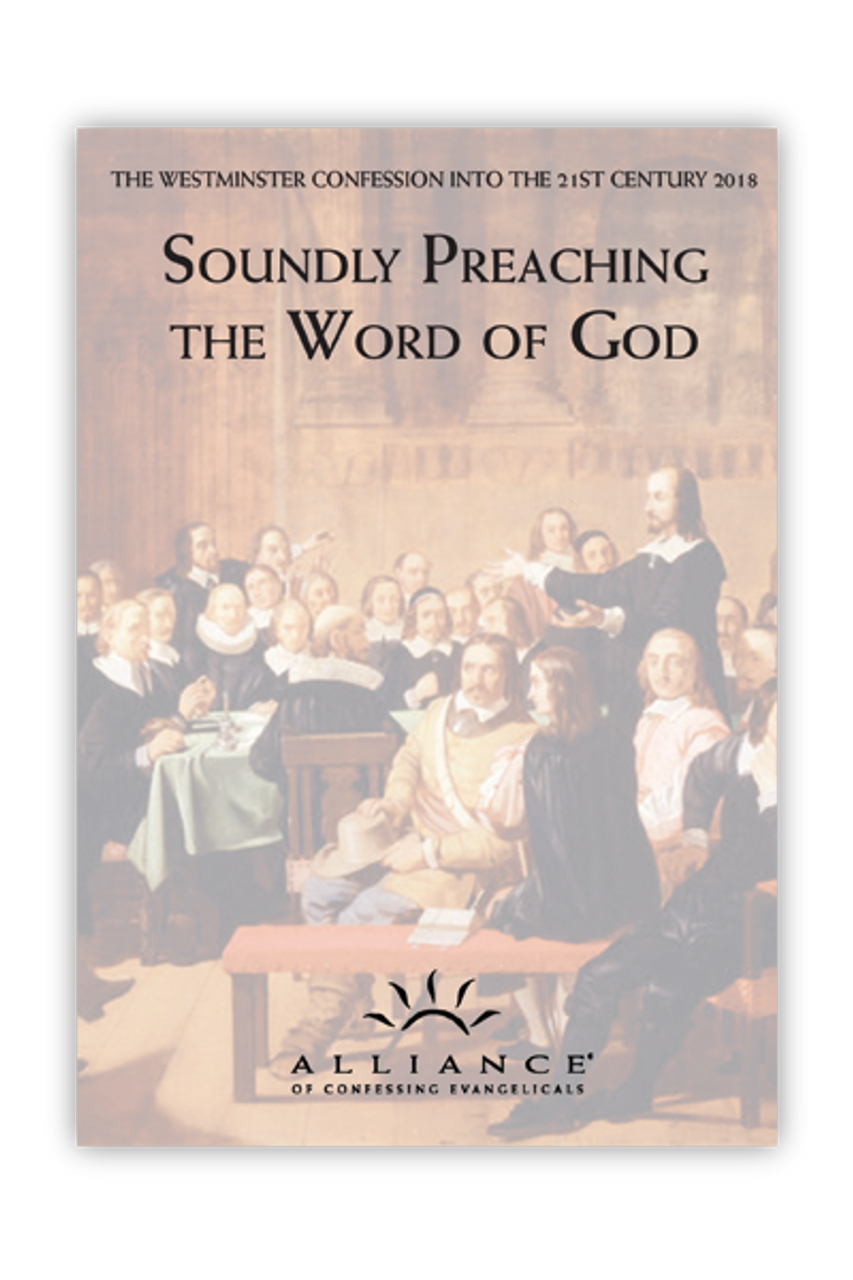 Soundly Preaching the Word of God (CD Set)