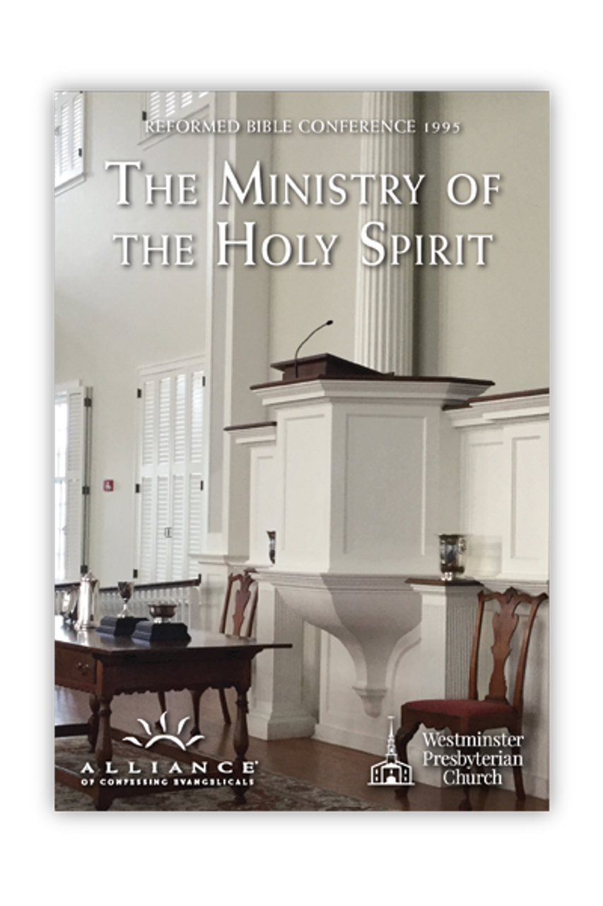 The Holy Spirit in the Ministry of Jesus  (mp3 download)