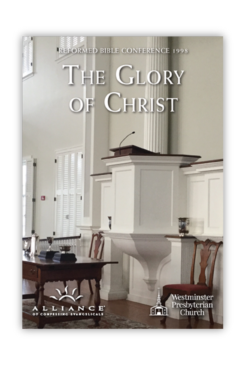 Christ Glorified in His Pre-Existence  (CD)