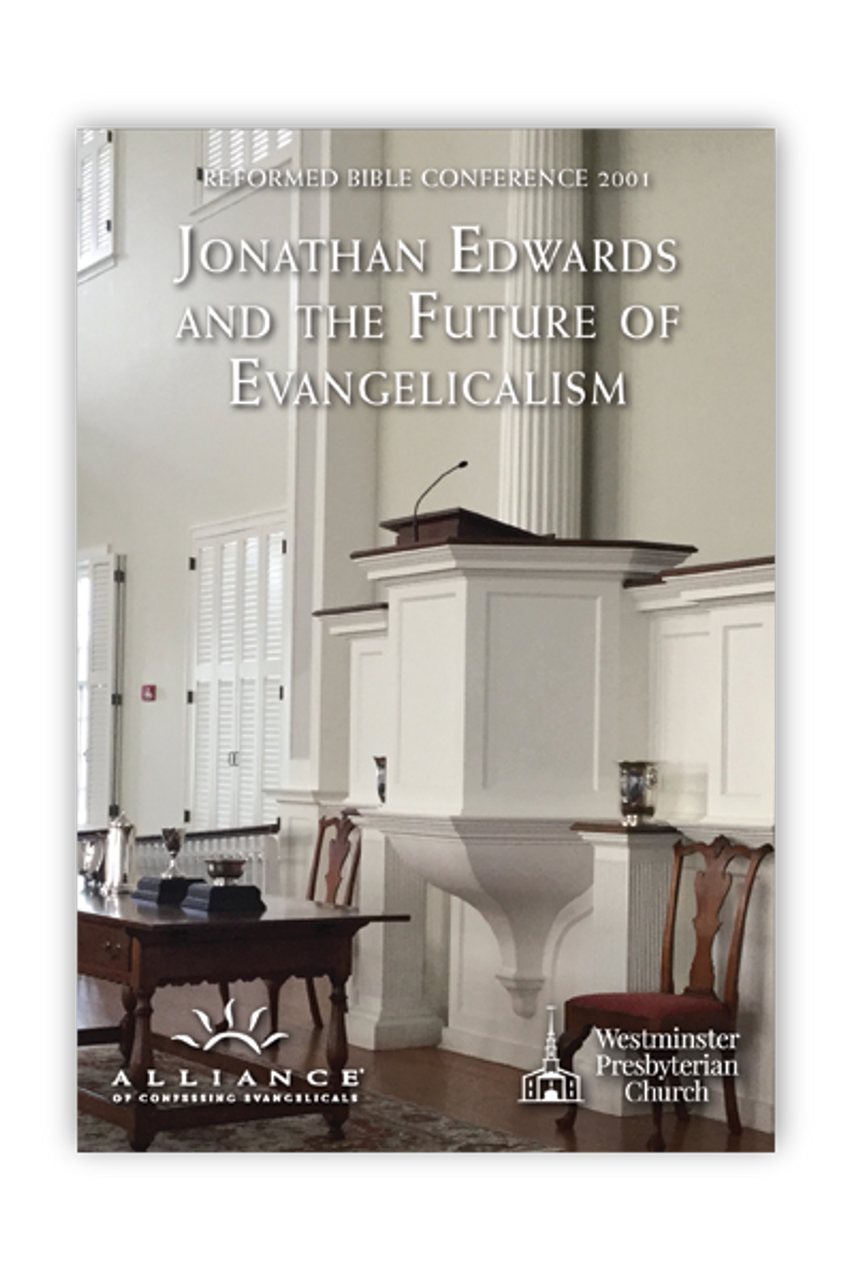 Jonathan Edwards and the Future of Evangelicalism  (MP3 Disc)
