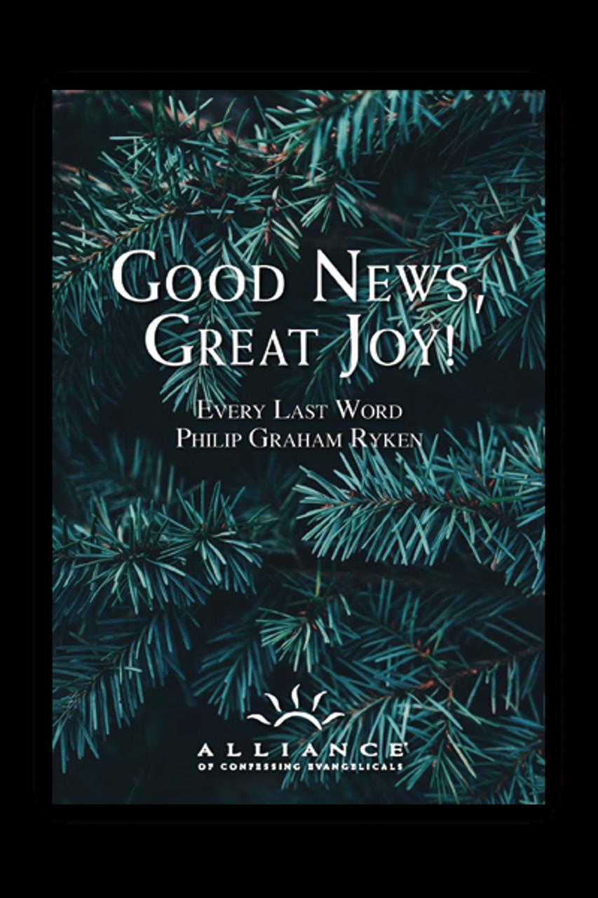 Good News, Great Joy! (mp3 Disc)