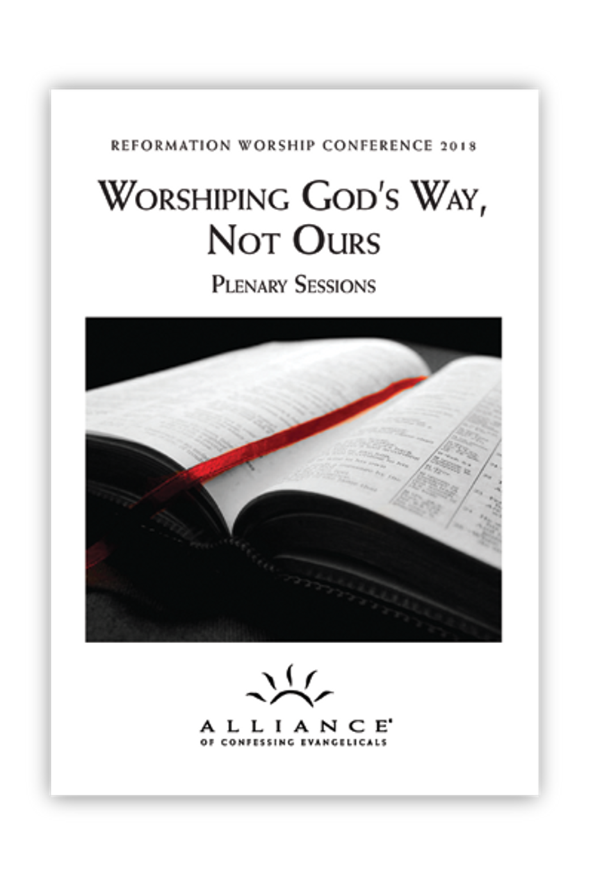 Worshiping God's Way, Not Ours (MP3 Discs)