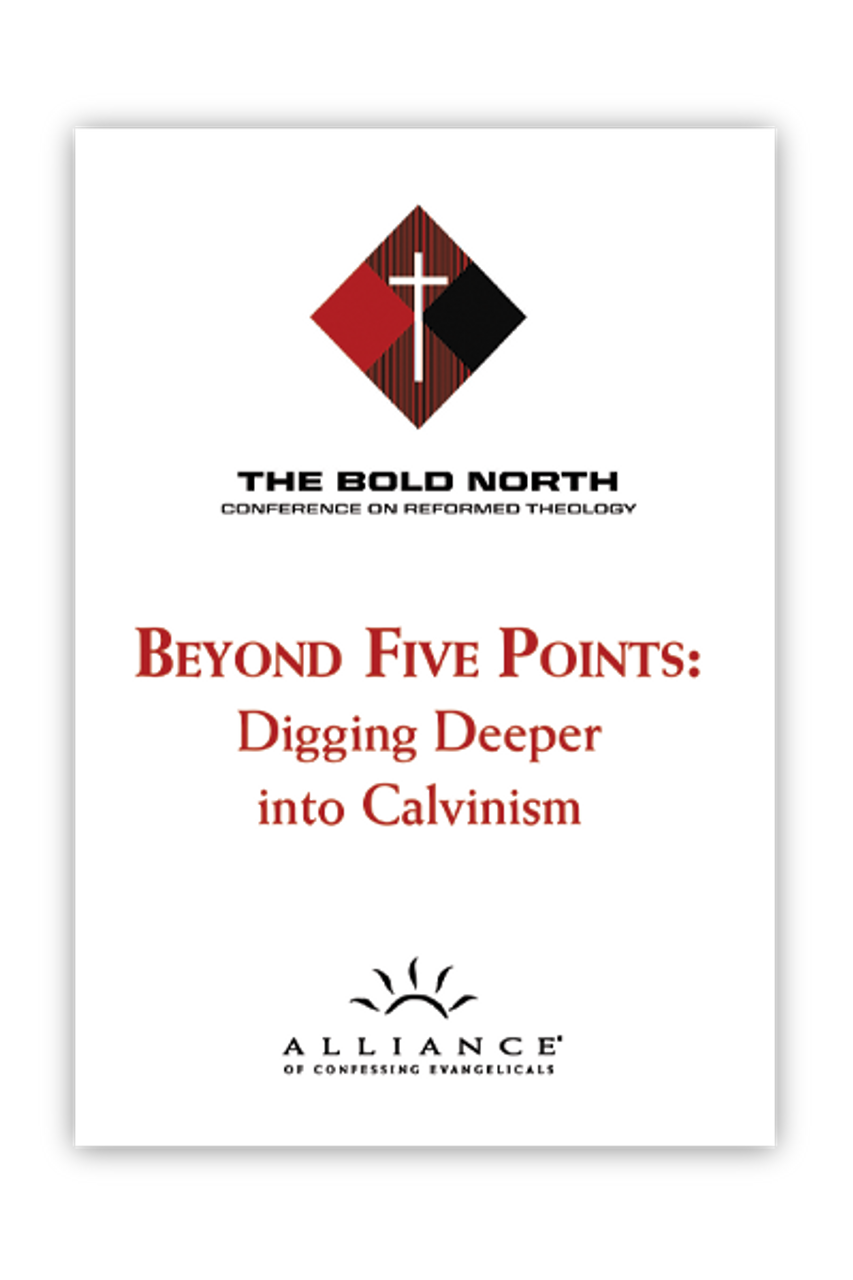 Beyond Five Points: Digging Deeper into Calvinism (BNCRT18)(mp3 disc)