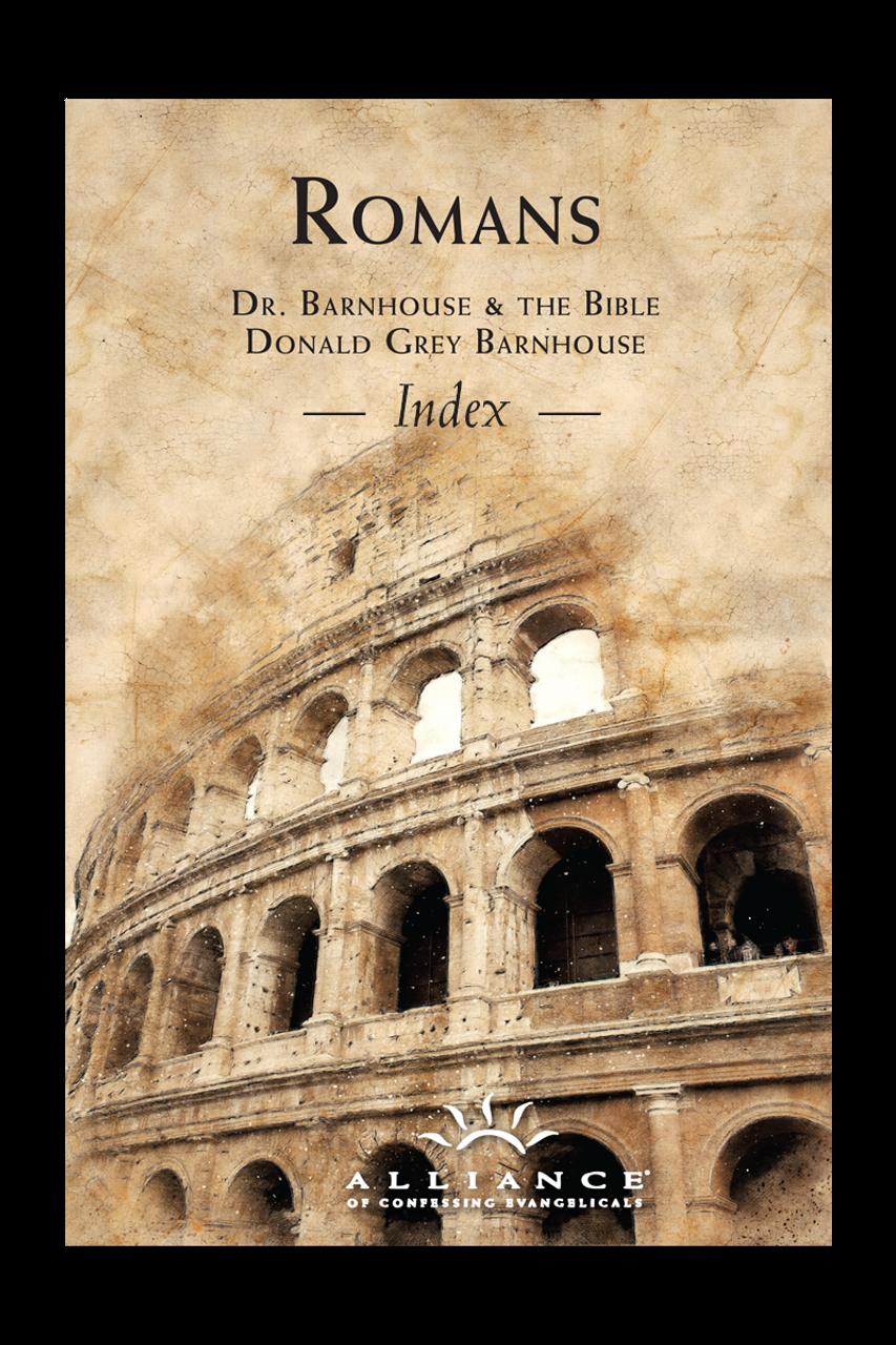 Studies in Romans Anthology (Barnhouse)(USB Drive)
