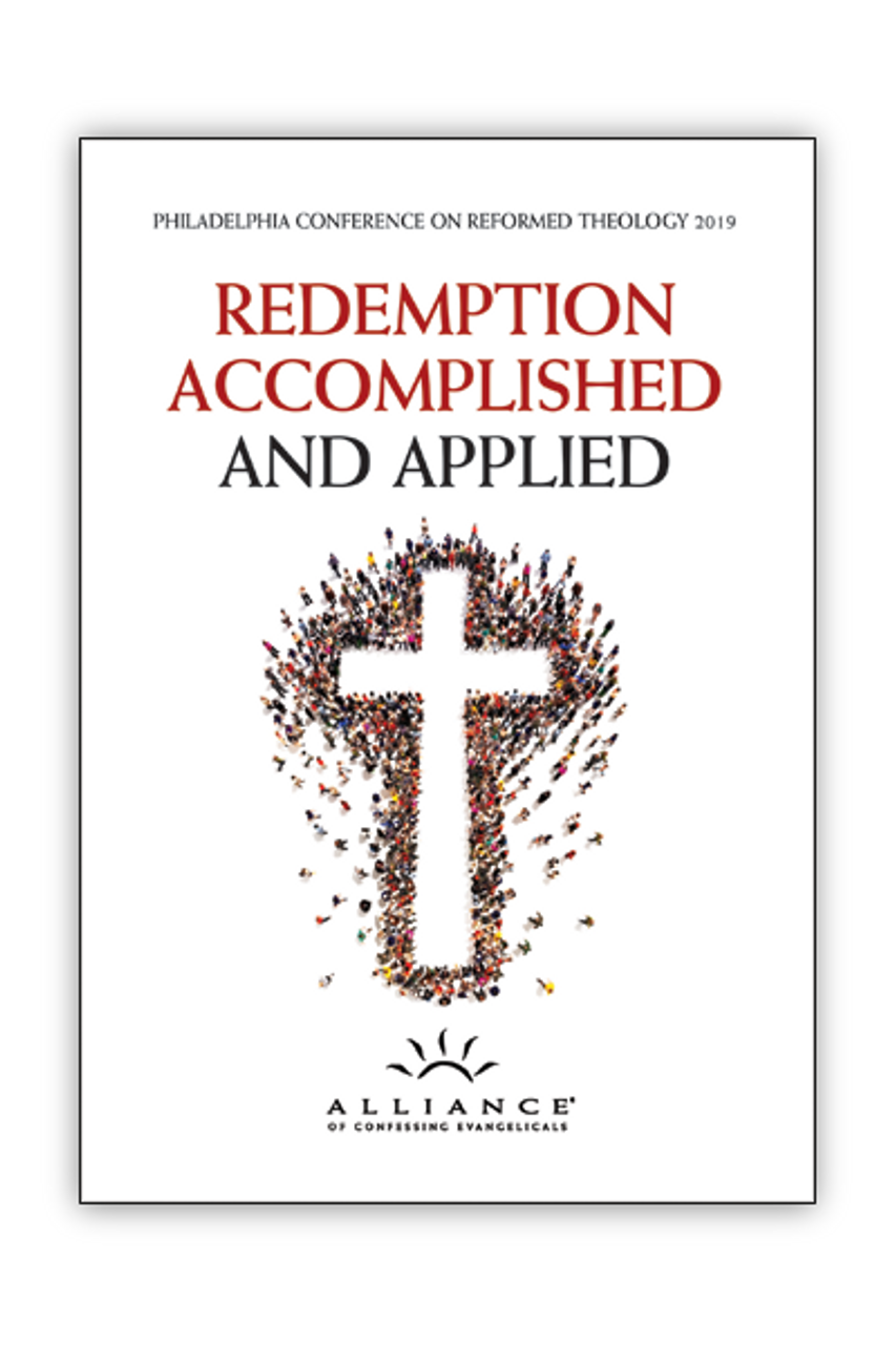 Redemption Accomplished and Applied PCRT 2019 Plenary Sessions (mp3 Disc)