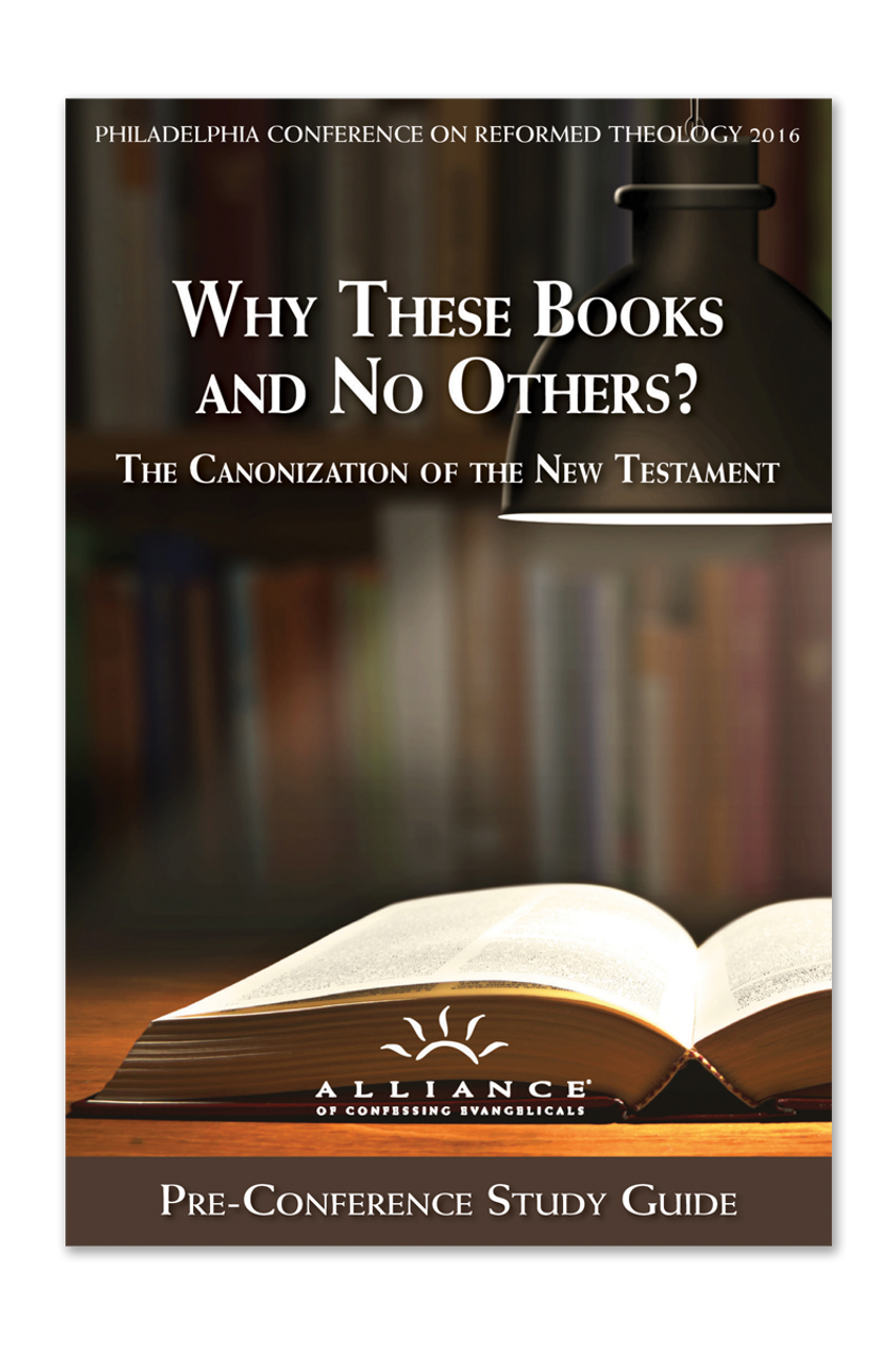 Why These Books and No Others? PCRT 2016 Pre-Conference (Booklet)