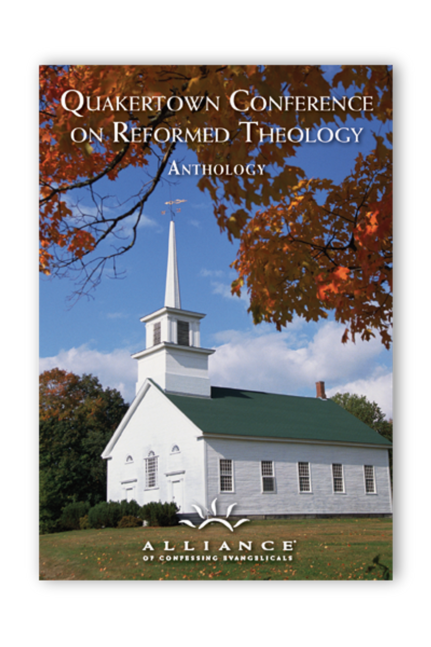 Quakertown Conference on Reformed Theology Anthology (USB drive)