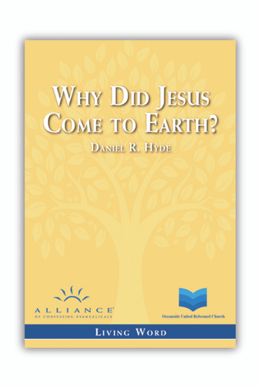 Why Did Jesus Come to Earth? (CD Set)