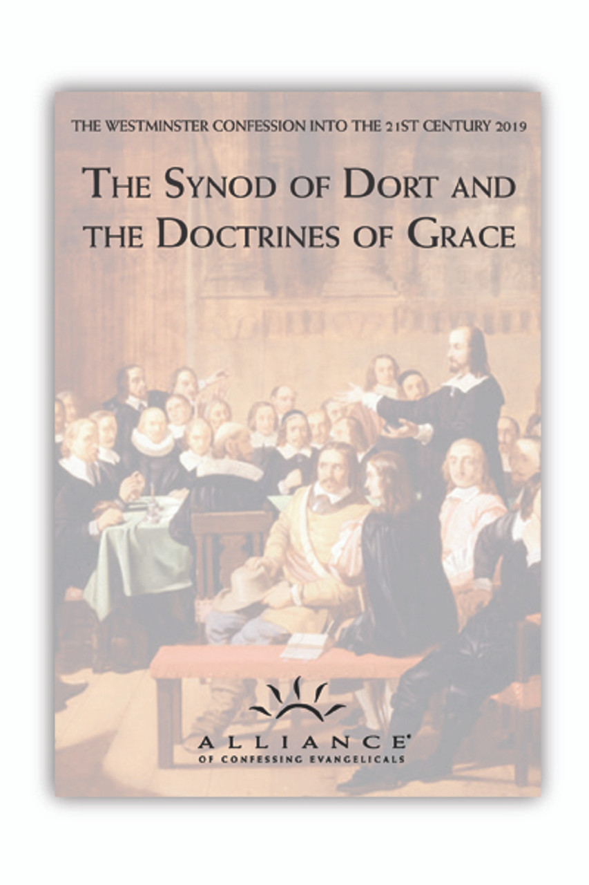 The Synod of Dort and the Doctrines of Grace (mp3 Set Download)