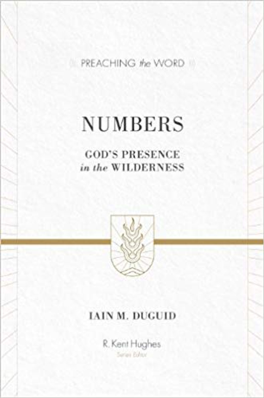 Numbers: God's Presence in the Wilderness (Hardback)