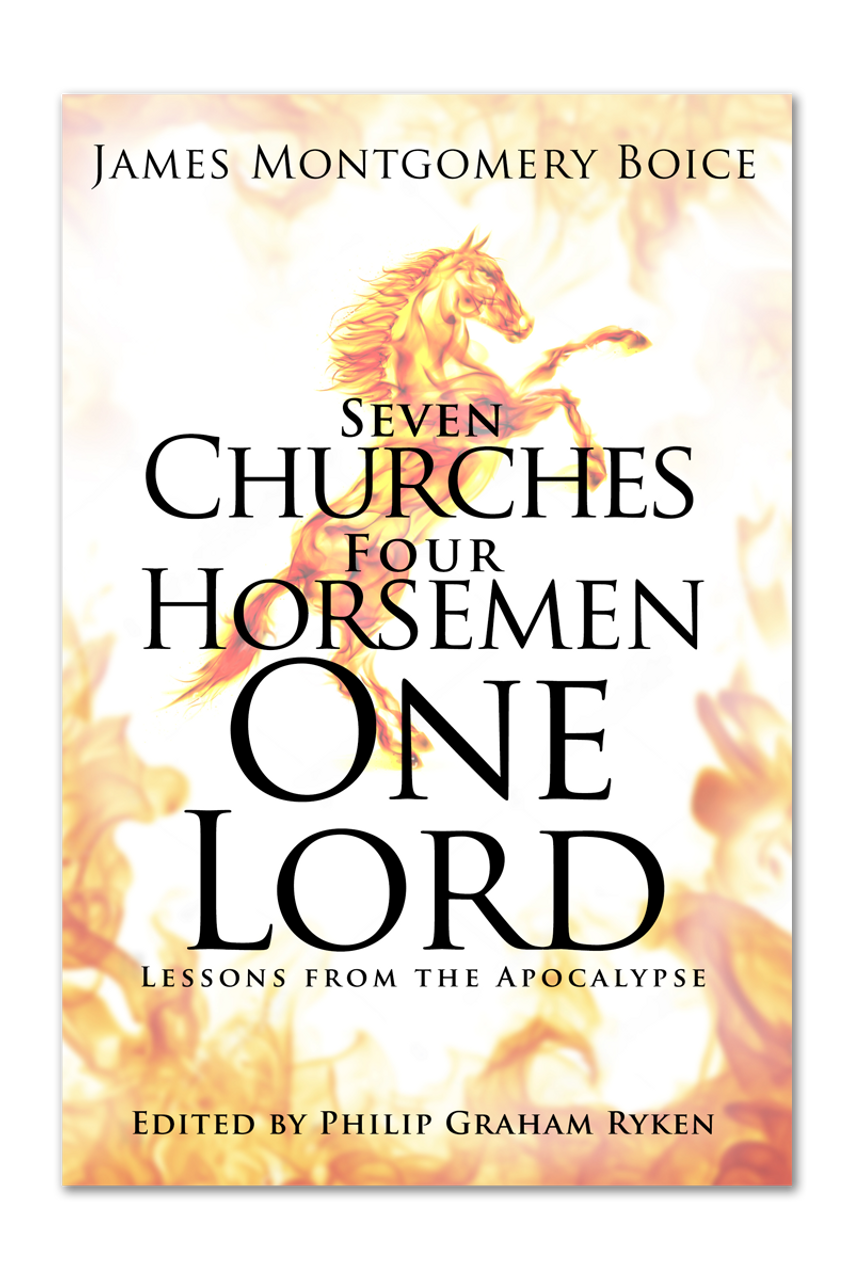 Seven Churches, Four Horsemen, One Lord (Hardcover)