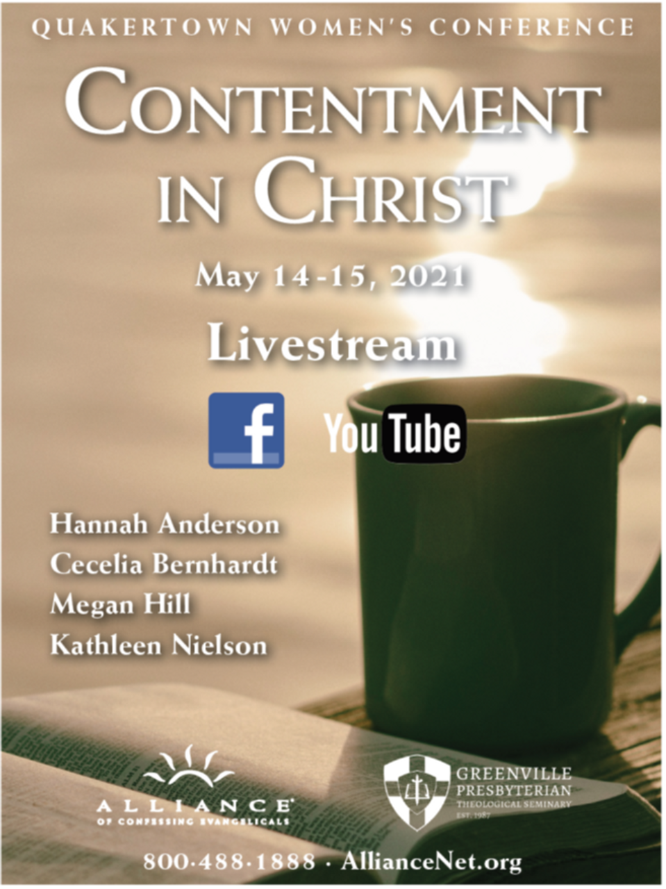 Quakertown Women's Conference Poster (8x11)