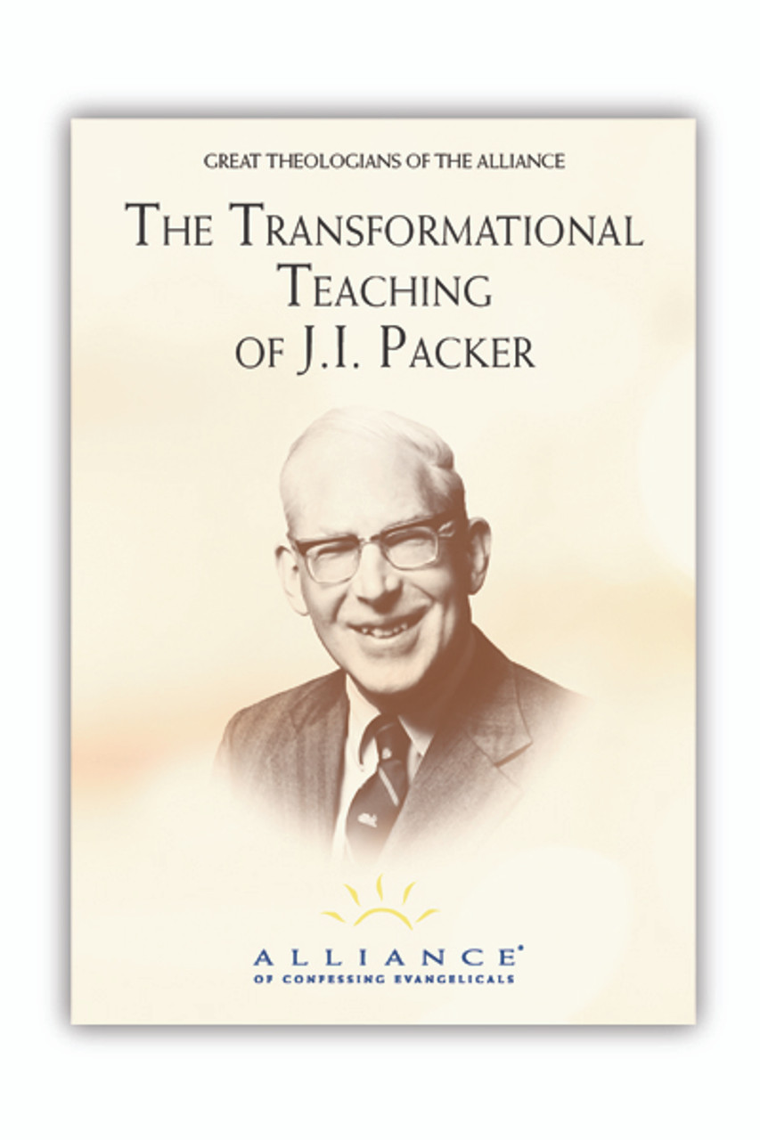 The Transformational Teaching of J.I. Packer (mp3 Download Set)