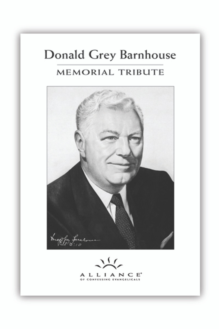 Donald Grey Barnhouse Memorial Tribute (mp3 Disc with booklet)