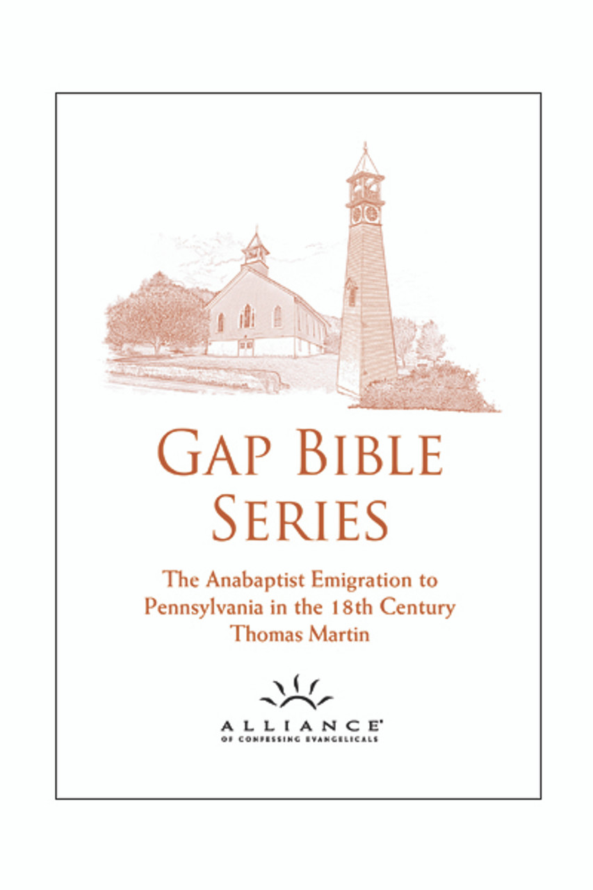 The Anabaptist Emigration to Pennsylvania in the 18th Century (mp3 Downloads)