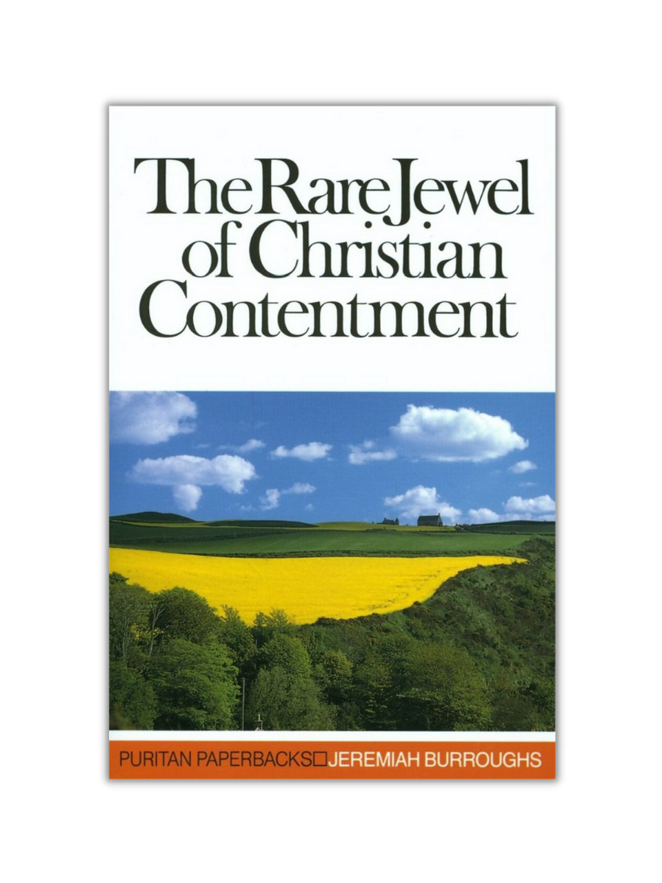 The Rare Jewel of Christian Contentment (Paperback)