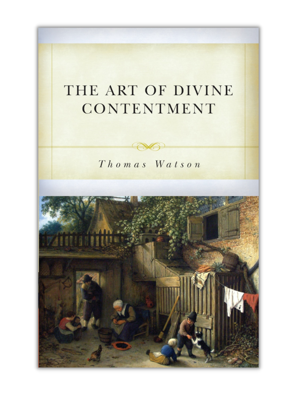 The Art of Divine Contentment (Paperback)