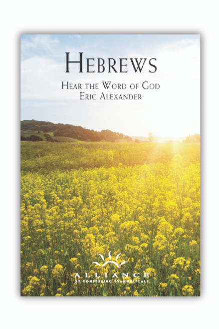 Hebrews (Eric Alexander)(mp3 Disc Set)
