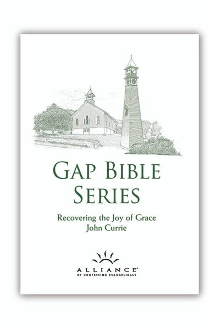Recovering the Joy of Grace (mp3 Disc)