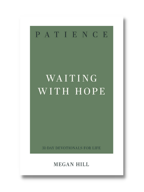 Patience: Waiting with Hope (Paperback)