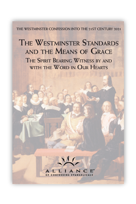 The Westminster Standards and the Means of Grace (mp3 Disc)