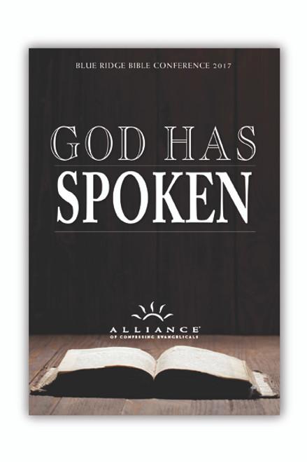 God Has Spoken (mp3 Disc)