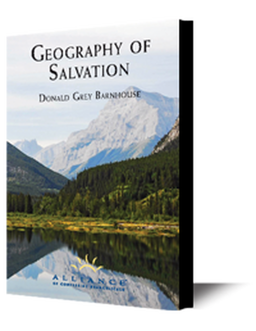 Geography of Salvation (DVD)