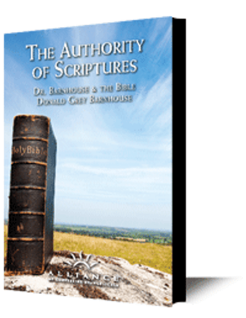 The Authority of Scriptures (mp3 Disc)