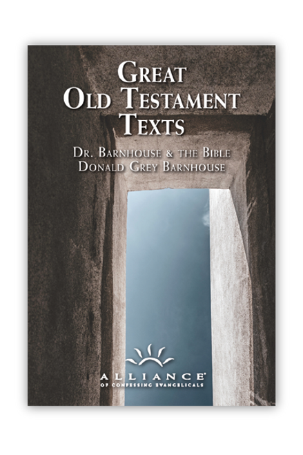 Great Old Testament Texts (mp3 Disc)