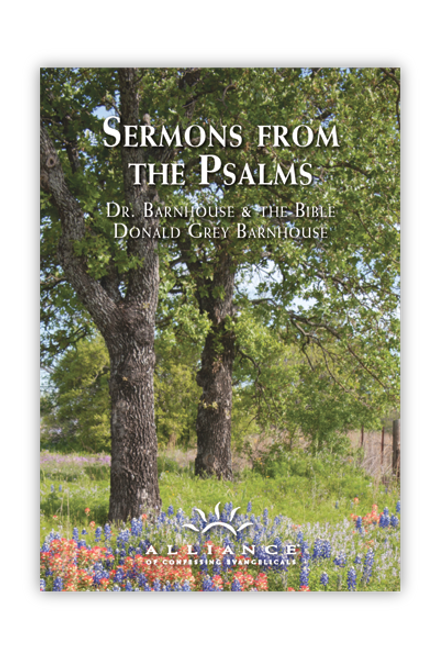 Sermons from the Psalms (mp3 Disc)