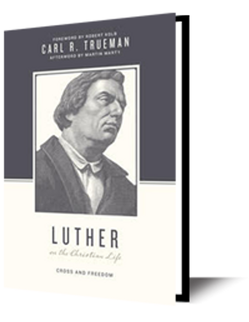 Luther on the Christian Life: Cross and Freedom (Paperback)