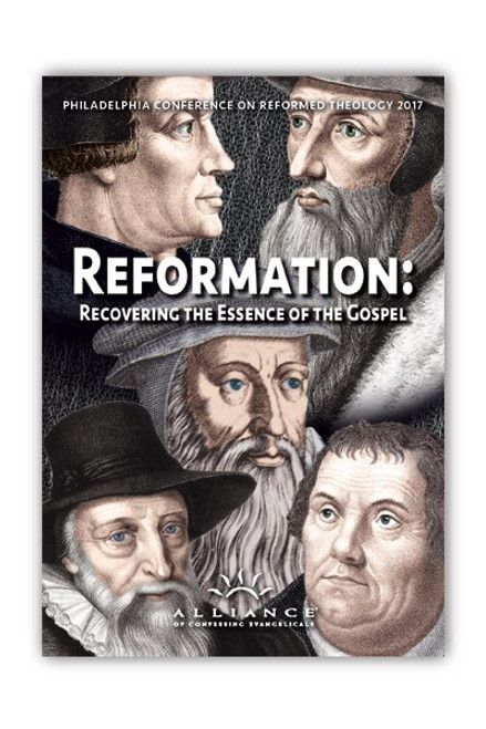 Reformation: Recovering the Essence of the Gospel PCRT 2017 Anthology (mp3 Disc)