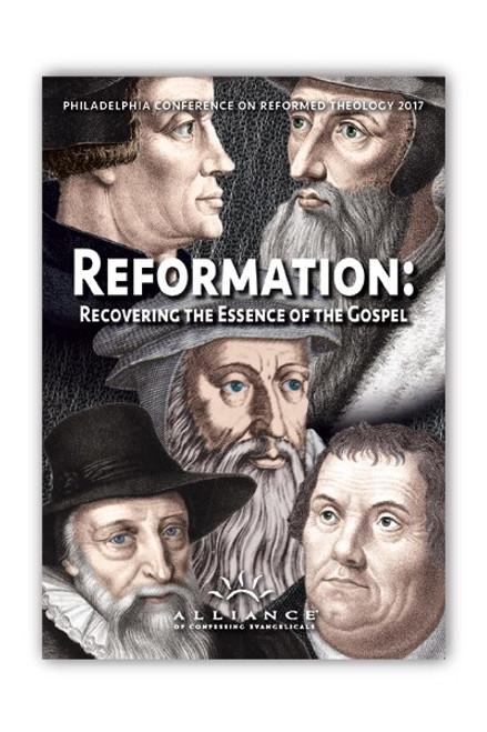 Reformation: Recovering the Essence of the Gospel PCRT 2017 Workshops (CD Set)