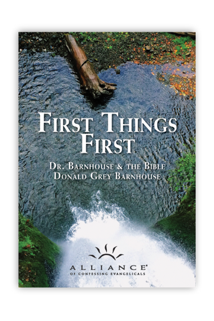 First Things First (CD Set)